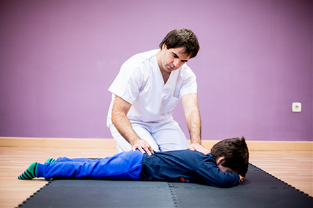 terapia movimiento rítmico Fisionés