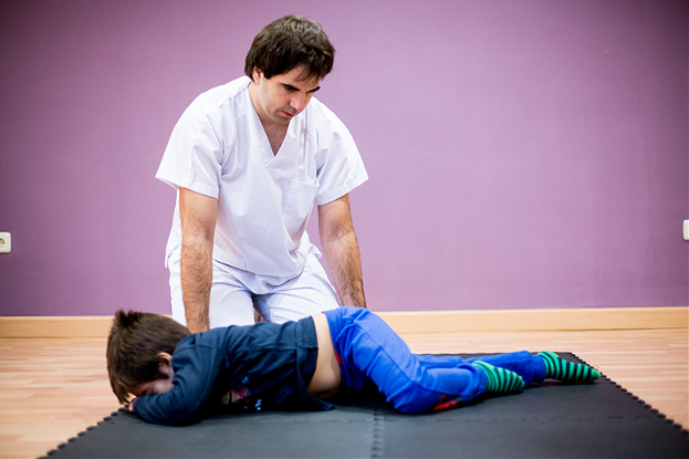 terapia de movimiento rítmico fisionés
